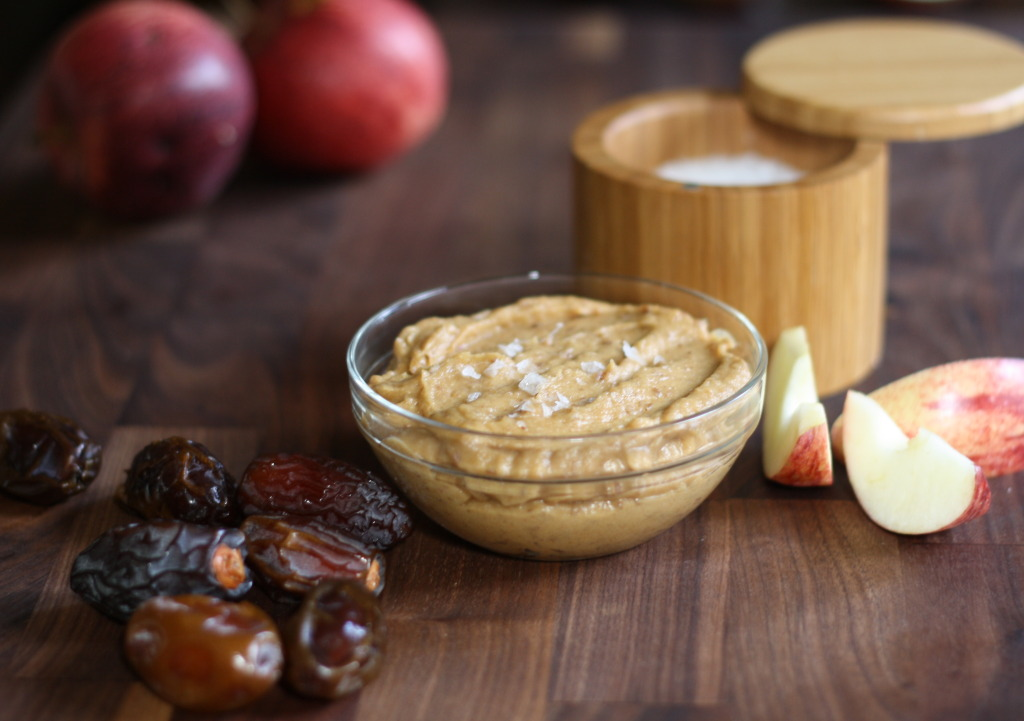 Date Apple Dip
