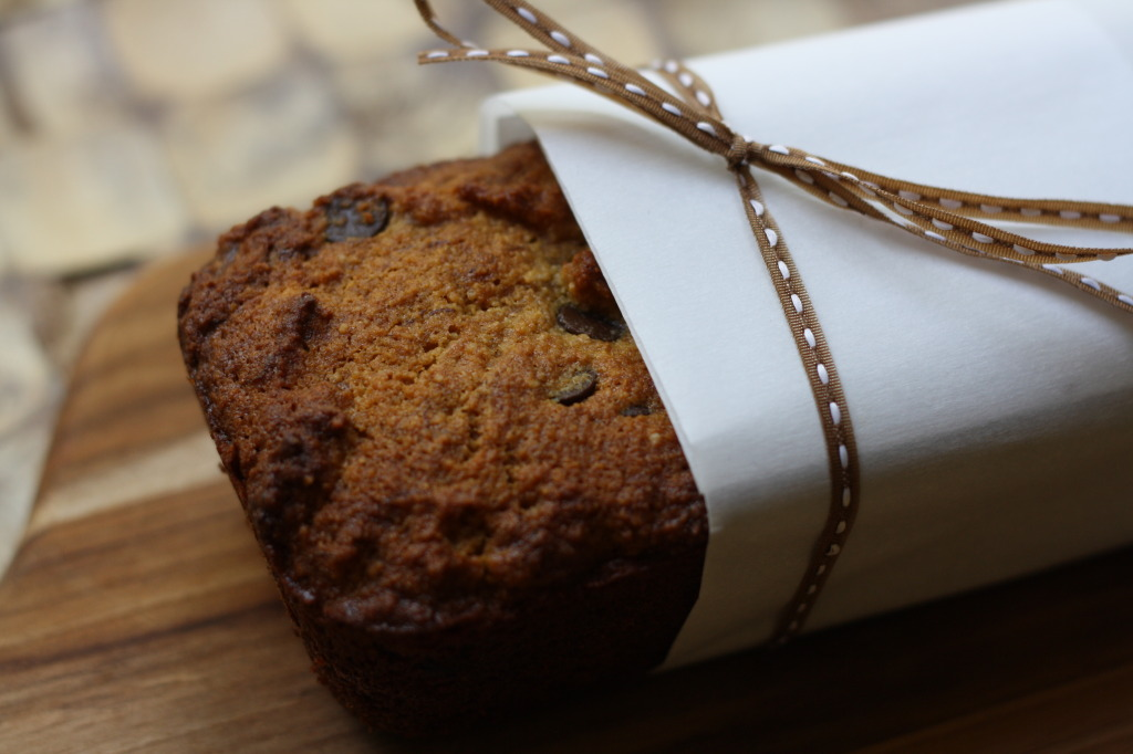 Gluten Free Honey Banana Bread