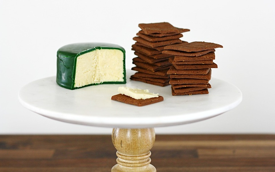 Savory Chocolate Crackers
