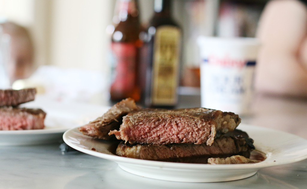 How to fry the perfect steak